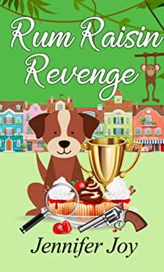 Rum Raisin Revenge: A Jessica James Cozy Mystery (Murder on the Equator Book 2)