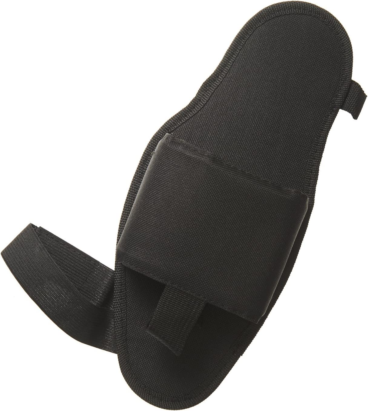 Holster Up Black Canvas Drink Holster. Black Portable Can or Bottle Carrier with ID Holder and Credit Card Pocket.