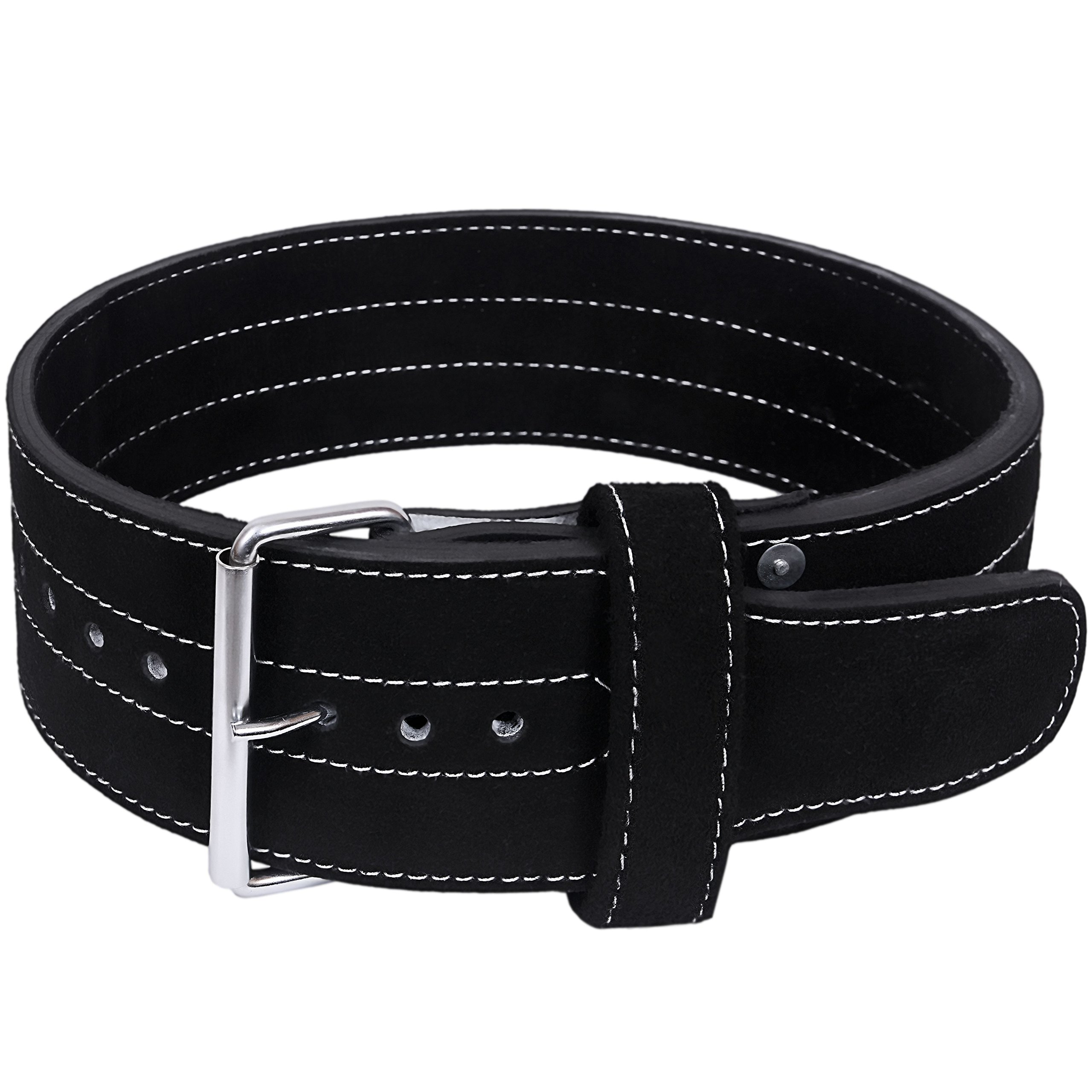 Hawk Single Prong Power Lifting Belt Inzer Weightlifting Belt Competition Power Belt, 10mm Thick Powerlifting Belt, Top Quality, 1 YEAR WARRANTY!!! SMALL