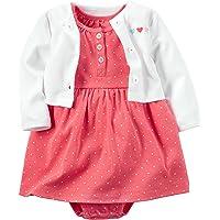 Carter's Baby Girls Geo Print Dress Set (Baby)
