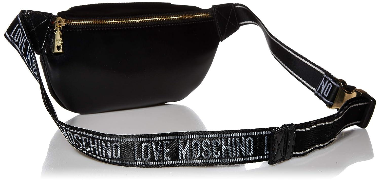 Love Moschino dam Jc4005pp1a axelväska Svart (nero)