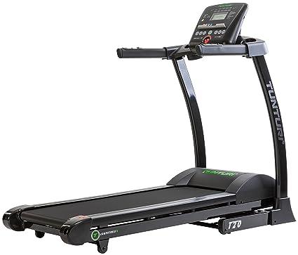 Tunturi T20 Treadmill Compentence, Unisex-Adult, Black, una Talla ...