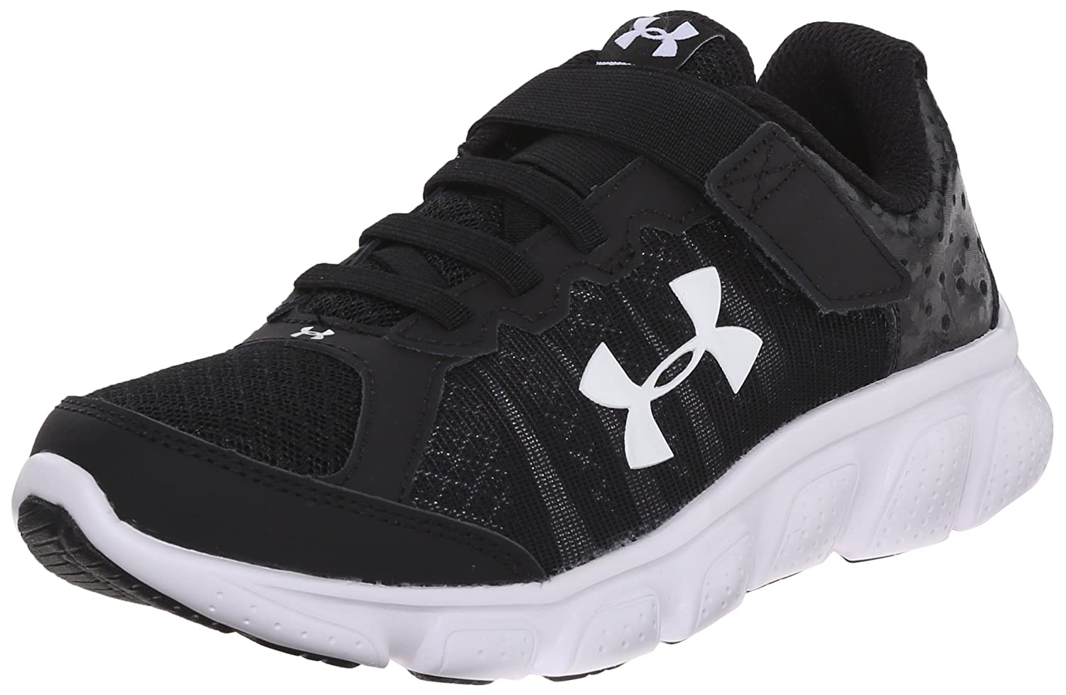 7283acd7a7 Under Armour Boys Boys  Assert 6 AC Running Shoes Running Shoe  Amazon.ca   Shoes   Handbags