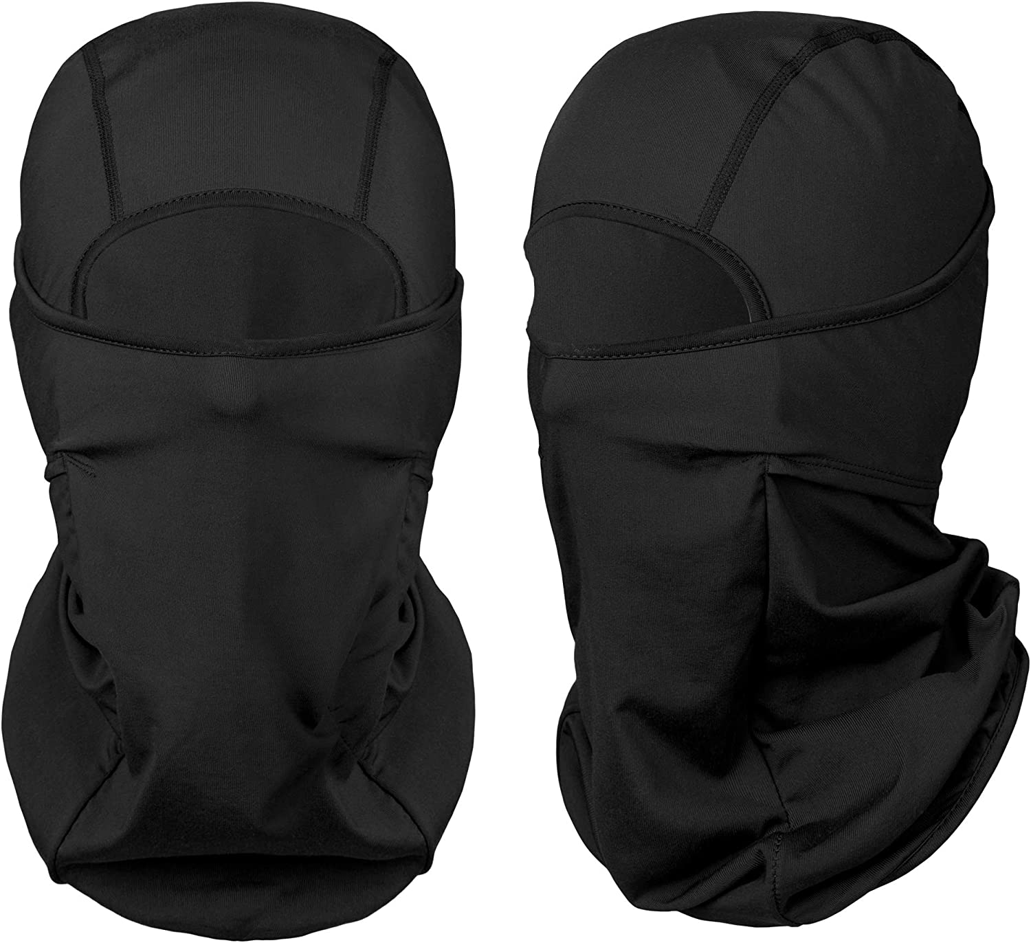 The Friendly Swede Balaclava Face Mask - Ski and Winter Sports Headwear, Neck  Gaiter and Motorcycle Helmet Liner (Standard/Nordic / Arctic) - [1-Pack or  2-Pack]: Amazon.co.uk: Clothing
