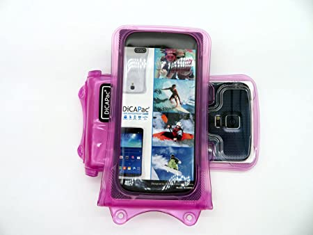 Dicapac T2C_DCP002PNK050-073 funda para teléfono móvil 12,9 cm (5.1
