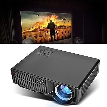 Proyector, Proyector De Video De Nivel Completo De Alta Definición ...