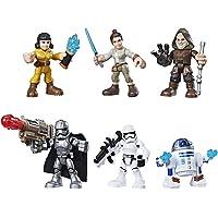 Playskool Galactic Heroes Star Wars Resistance VS. First Order Pack