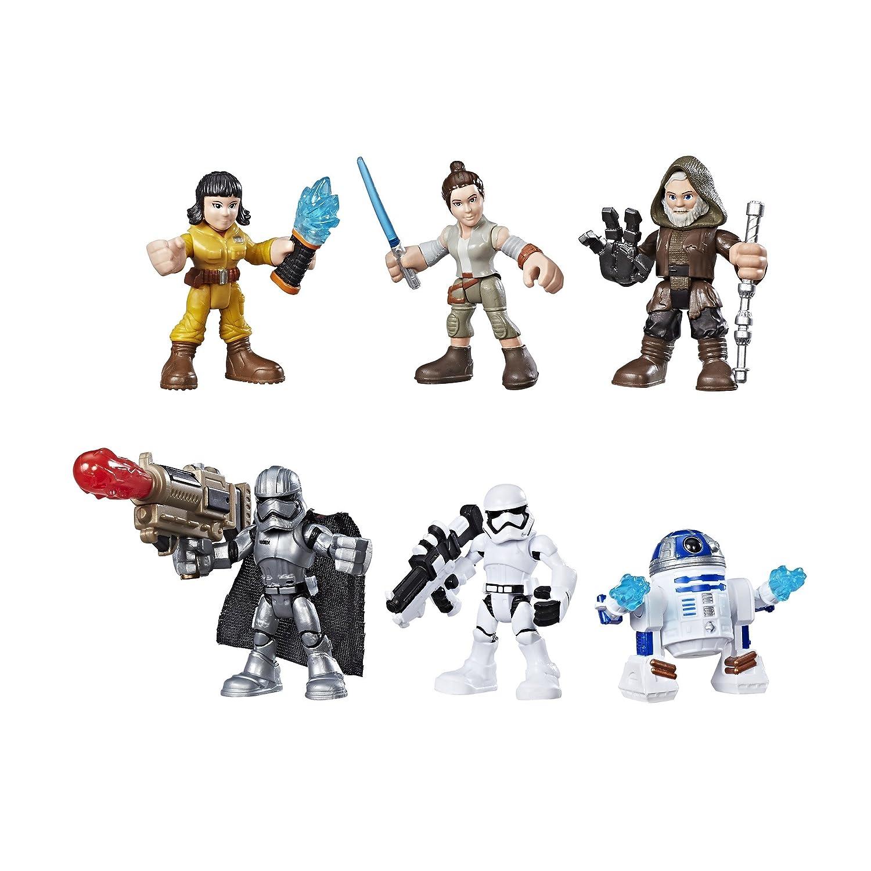 Playskool Galactic Heroes Star Wars Resistance vs. First Order Pack Hasbro C0246 Action Figures