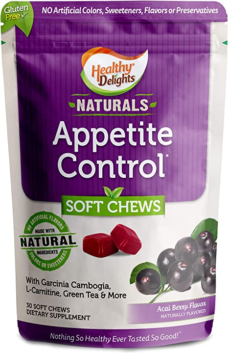 Amazon Com Healthy Delights Naturals Appetite Control Soft Chews