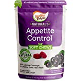 Healthy Delights Naturals, Appetite Control Soft Chews, Garcinia Cambogia, L Carnitine, Green Tea, White Kidney Bean…