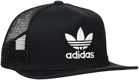 adidas Men s s Trefoil Trucker Cap  adidas Originals  Amazon.co.uk  Sports    Outdoors 1ce9c39455