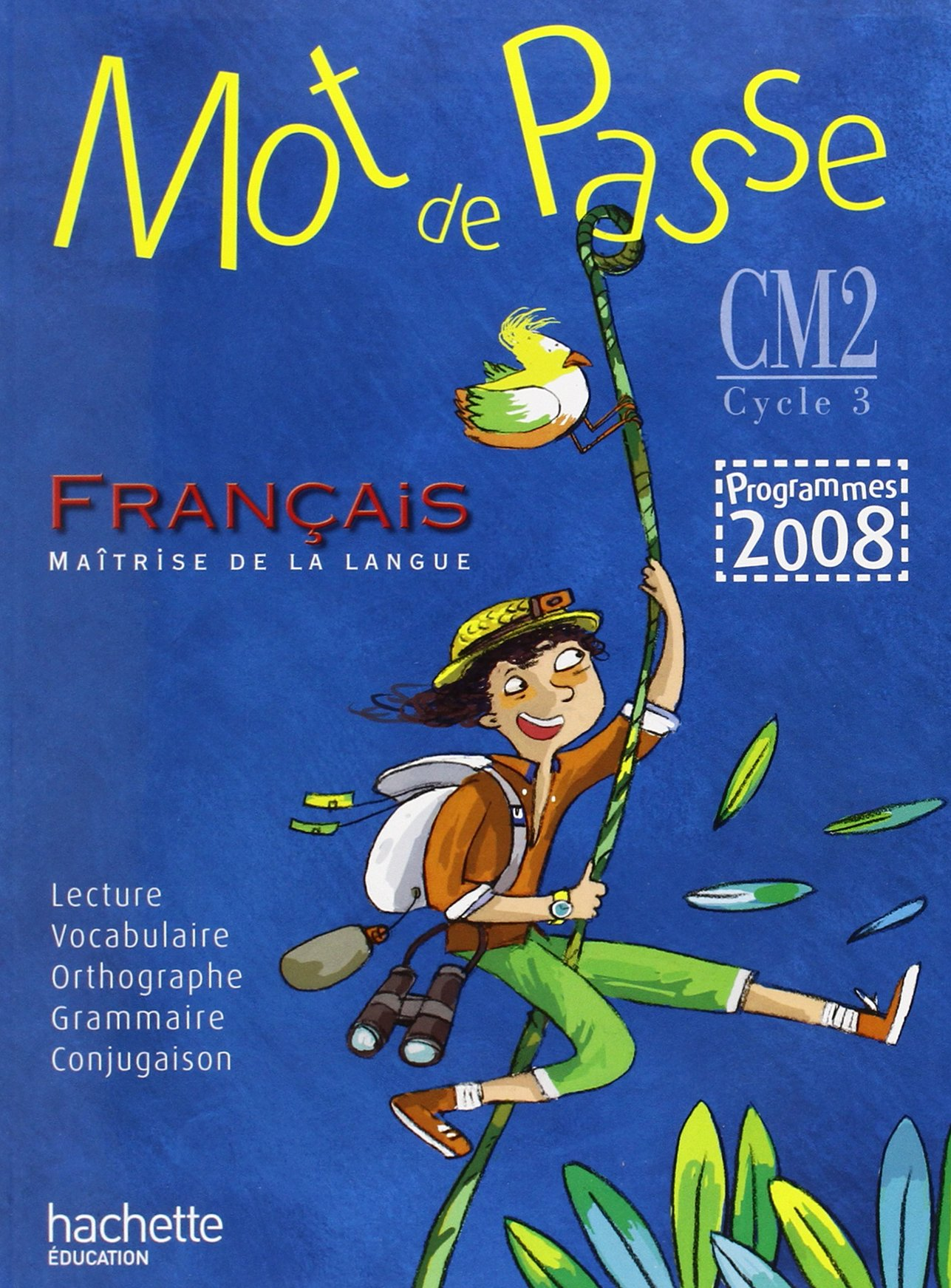 Amazon In Buy Mot De Passe Francais Cm2 Livre De L Eleve