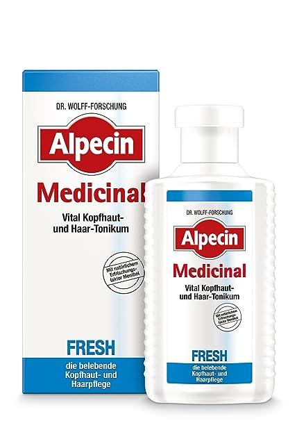20214 Alpecin uso medicinal Kopfhaut- und Haartonikum frescas, 200 ml