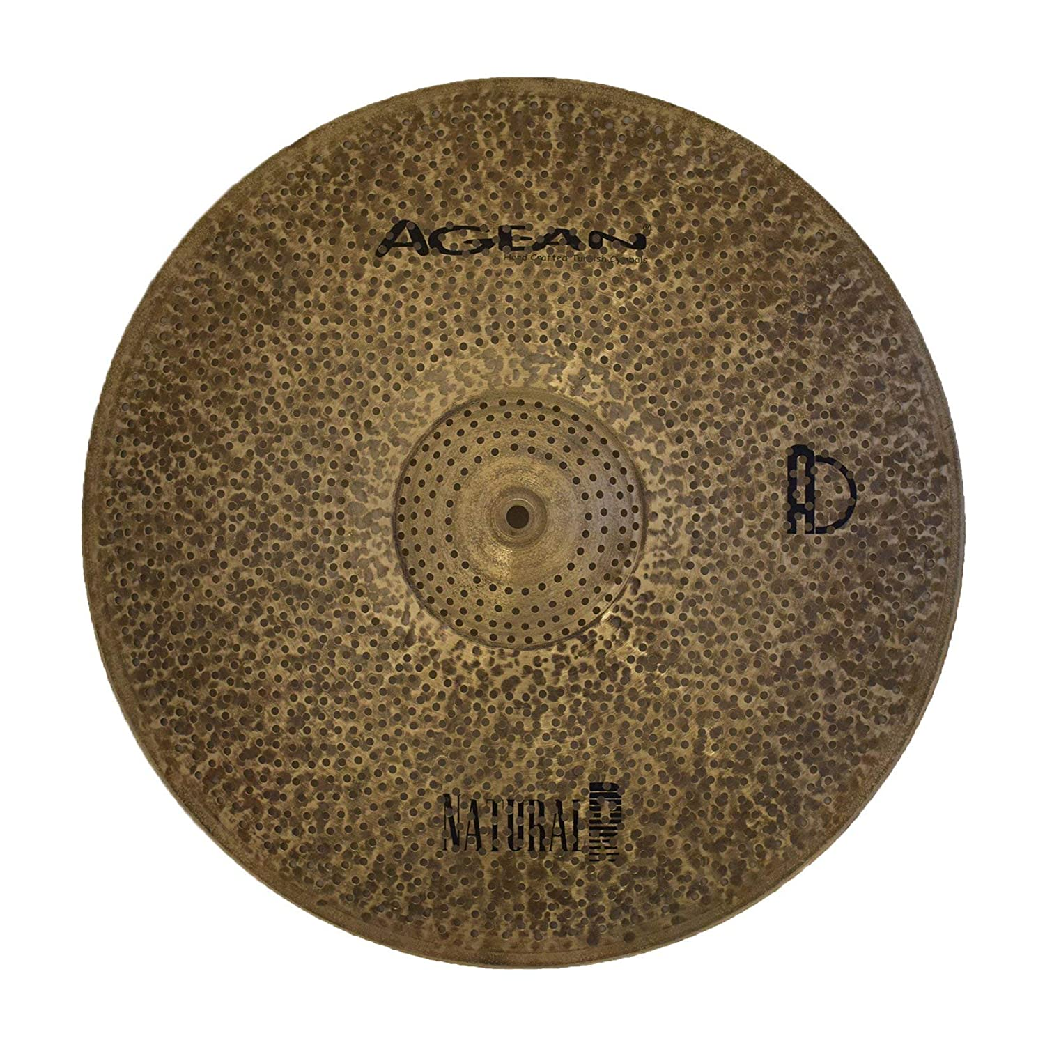 【売れ筋】 Agean Cymbals Natural B07NCWFG5N R-Series 18-inch Agean Low Volume Volume Crash B07NCWFG5N, GOODTILESHOPグッドタイルショップ:b03946a1 --- a0267596.xsph.ru