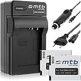 2x Batteries + Chargeur pour Panasonic DMW-BCM13 - Voir liste de compatibilité