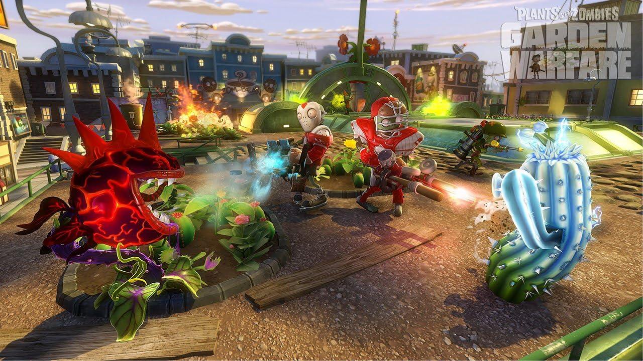 Amazon.com: Plants vs. Zombies Garden Warfare - PC Instant Access ...