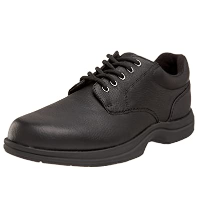 P.W. Minor Men's Carnegie Black Oiled Leather ...