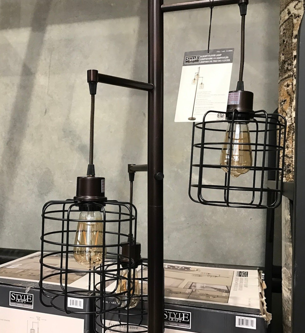 Costco Floor Lamp Piper | Bruin Blog