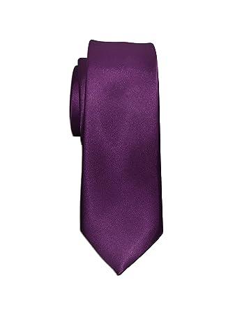 Remo Sartori - Corbata - para hombre violeta Talla única: Amazon ...