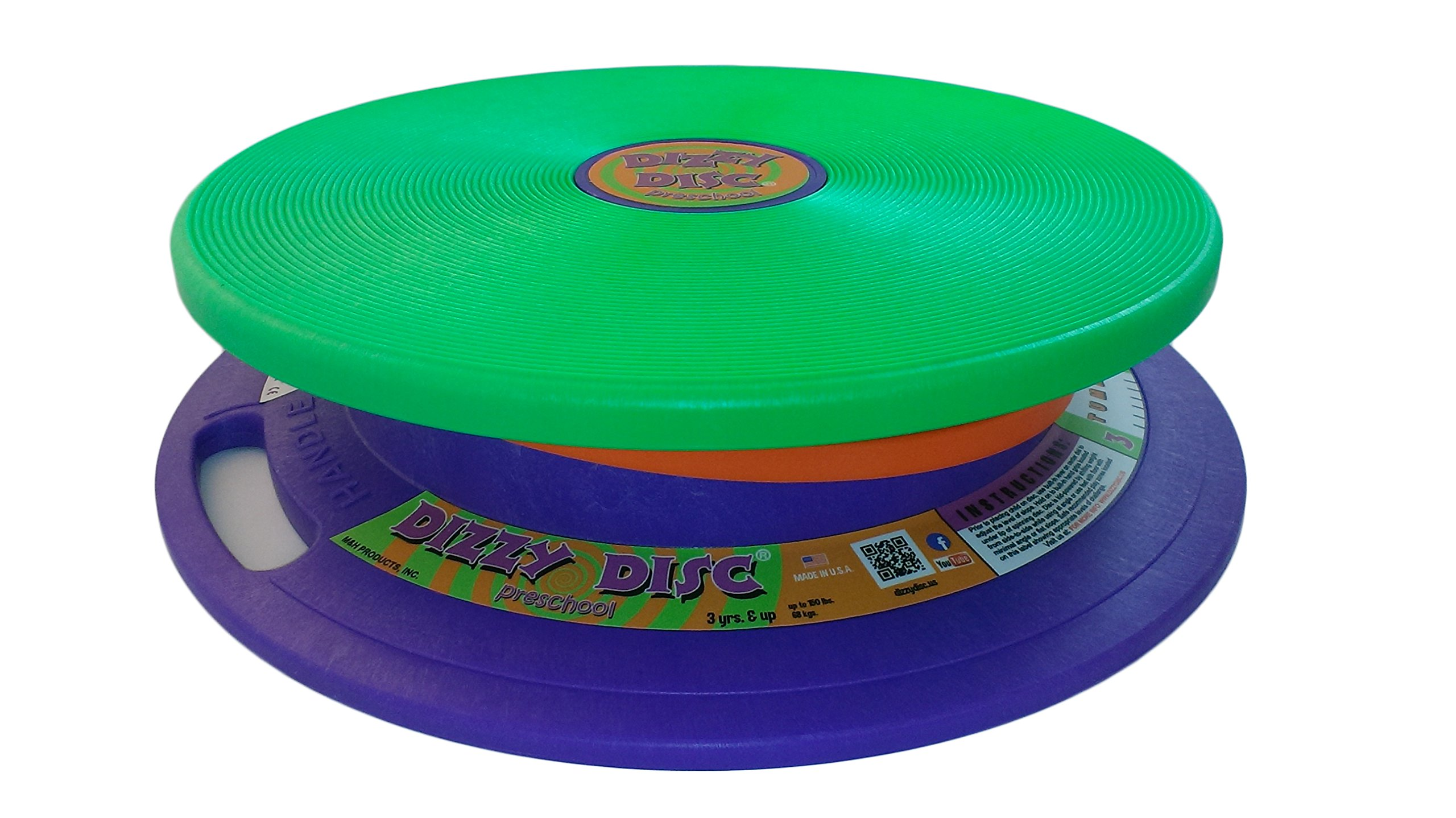 Dizzy Disc Preschool
