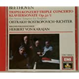 Beethoven : Triple concerto / Sonate pour piano, n° 17, Op. 31