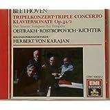 Beethoven: Triple Concerto, Piano Sonata No.17, Tempest