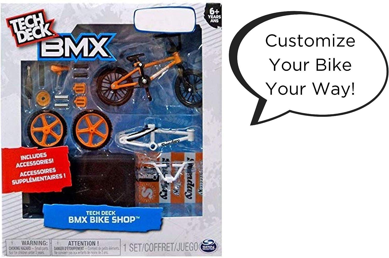 Amazon.com: Tech Deck - Tienda de bicicletas BMX con ...