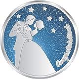 ACPL Precious Moments Anniversary Marriage Gift 999 Pure Silver Coin 20gm 50gm 100gm
