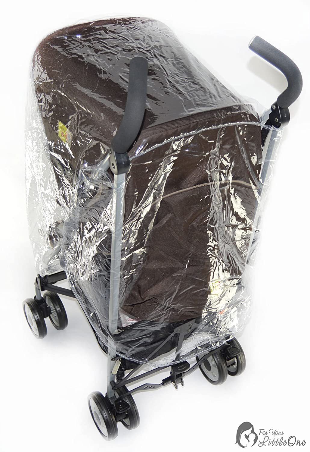 142 New Raincover For Hauck Shopper Buggy