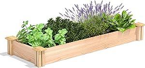 Miracle-GRO Cedar Raised Garden Bed