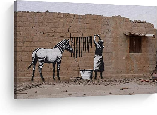 Anarchist Mother Make Trouble By Banksy Wall Poster Prints High Quality Pictures