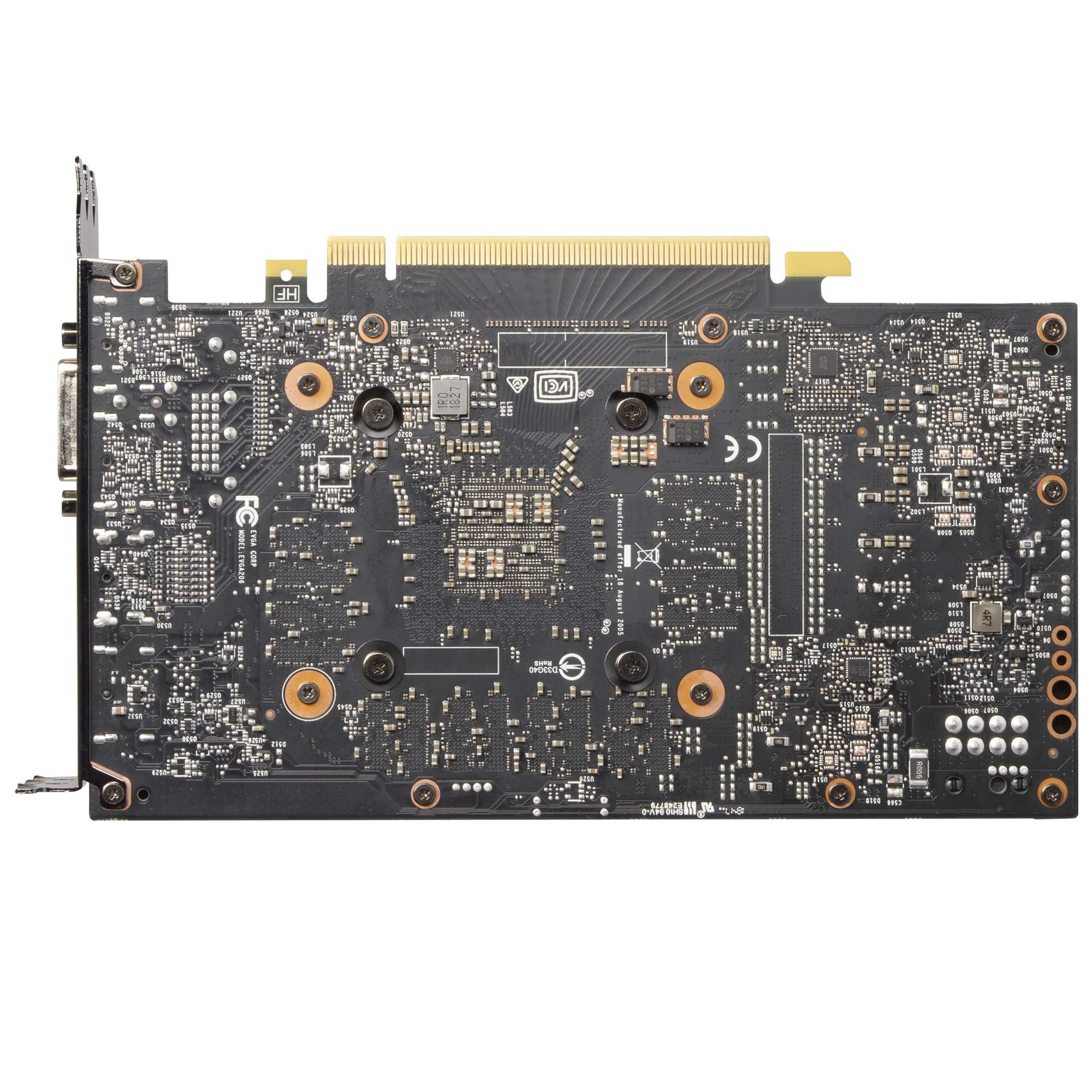 EVGA GeForce GTX 1660 Ti XC Black Gaming, 6GB GDDR6, HDB Fan Graphics Card 06G-P4-1261-KR by EVGA (Image #7)