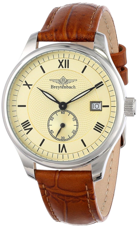 Breytenbach Men 's 8850be swiss-basic Ronda Classic Watch B005UJUQ78