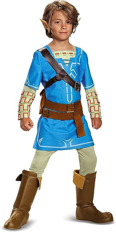 Breath of the Wild Full set Halloween Game Cosplay Costume The Legend of Zelda