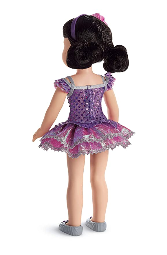 Fit For 14.5/'/' American Girl Showtime Ballet New Wellie Wishers Doll Accessory