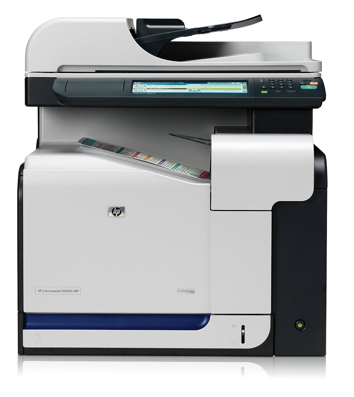Hewlett Packard - HP Color LaserJet CM3530 MFP: Amazon.co.uk: Electronics