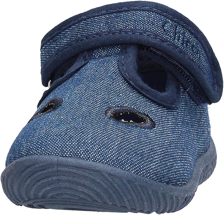 Chicco Sandalo Tomos Zapatillas de Estar por casa para Ni/ños