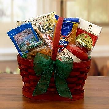 Christmas dinner gift baskets