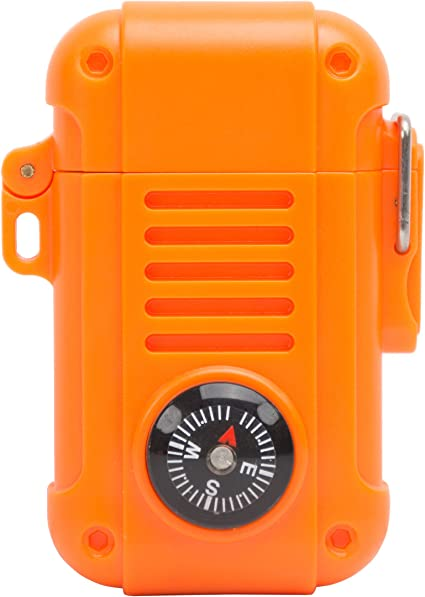 Wayfinder Lighter UST Orange Ultimate Survival Technologies