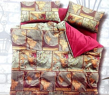Truffels 3d double xl bedsheet world map print bedsheet with pillow truffels 3d double xl bedsheet world map print bedsheet with pillow covers writeup newspaper gumiabroncs Gallery