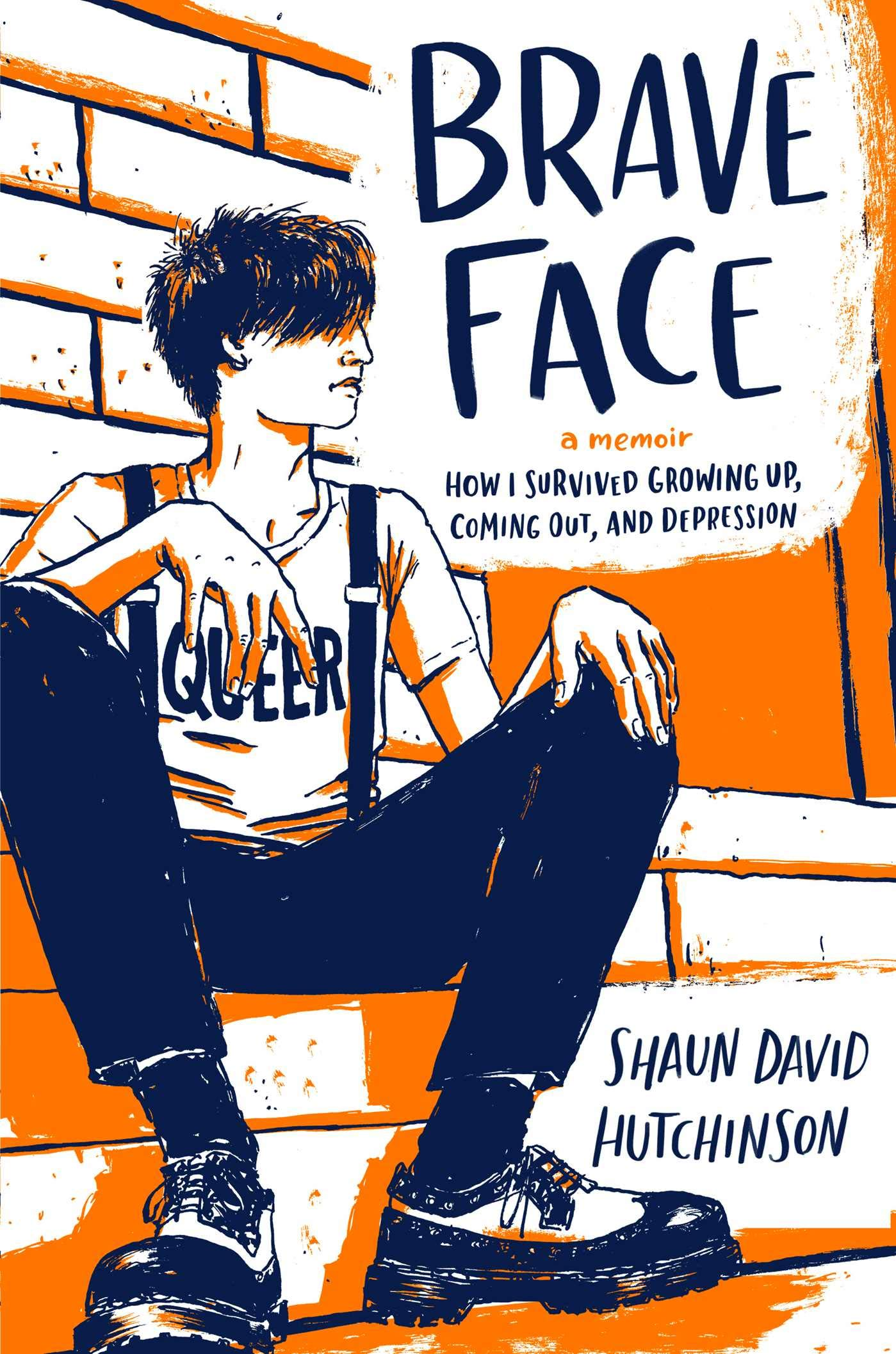 Brave Face: A Memoir by Simon Pulse