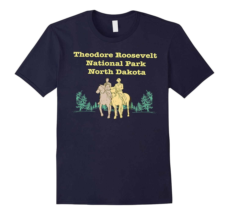 Theodore Roosevelt National Park North Dakota on Horseback-TH