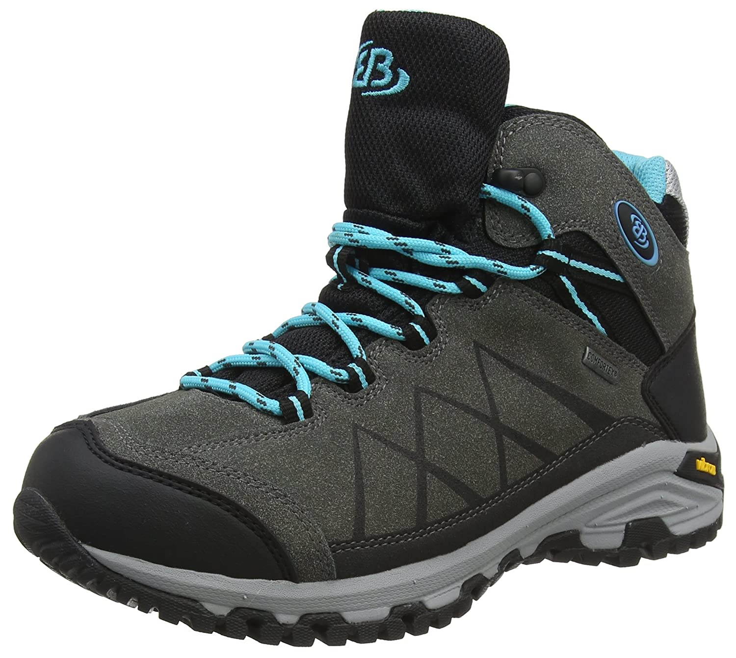 Bruetting Damen Kansas High Trekking-& Wanderstiefel