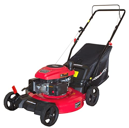 DB2194P 21 3-in-1 161cc Gas Push Lawn Mower