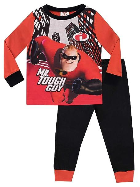 Disney Pijama para Niños The Incredibles 2-3 Años