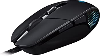 Logitech G302 Daedalus Prime MOBA USB Optical Gaming Mouse