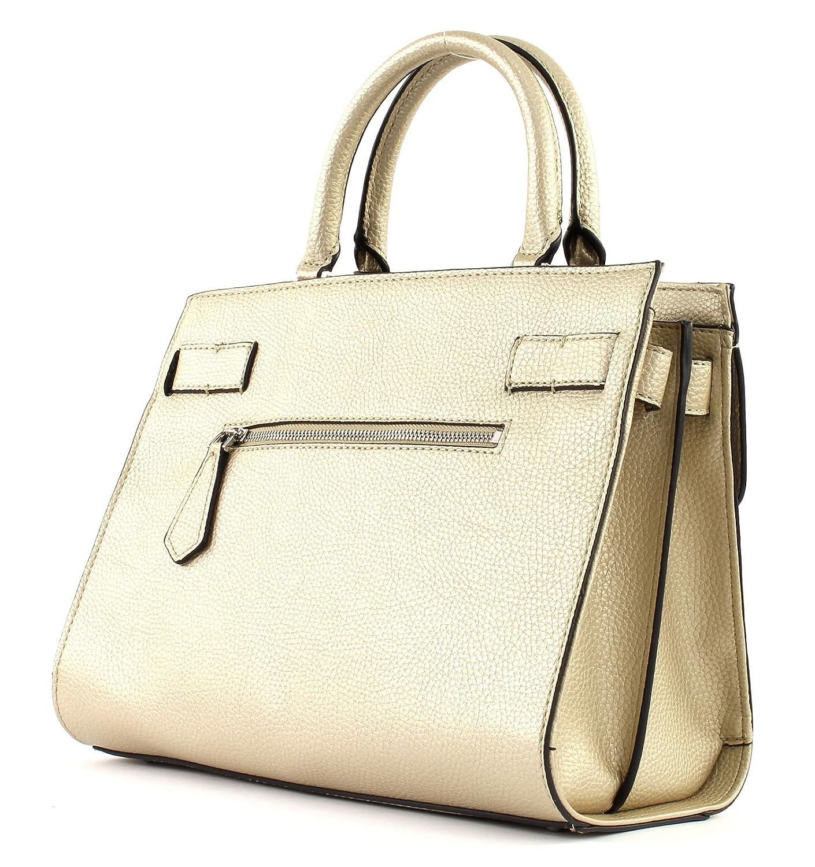 0552f2ad Carteras de mano y clutches GUESS JEANS ME621606 Bolso Mujer ORO GOLD UNI  HWME6216060-GOL Bolsos para mujer