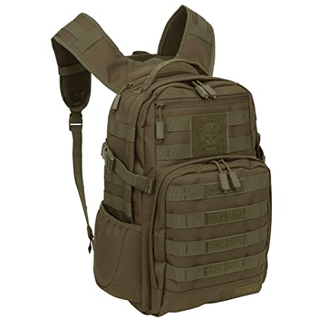 SOG Ninja Tactical Day Pack, color Verde Oliva Drab, tamaño ...