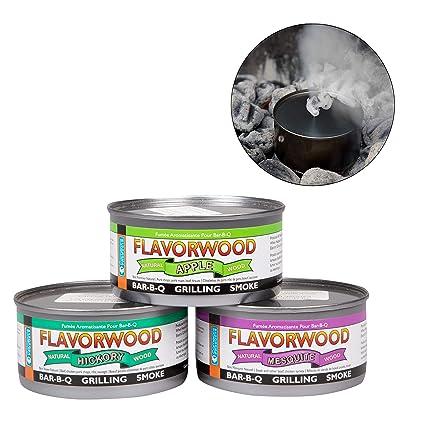 Amazon.com: Caja de fumar desechable de madera de sabor ...