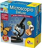 Lisciani 51793 Biología Microscopio juguete y kit de ciencia para niños - juguetes y kits de ciencia para niños (Biología, Microscopio, 7 año(s), Niño/niña, 12 año(s), Multicolor)